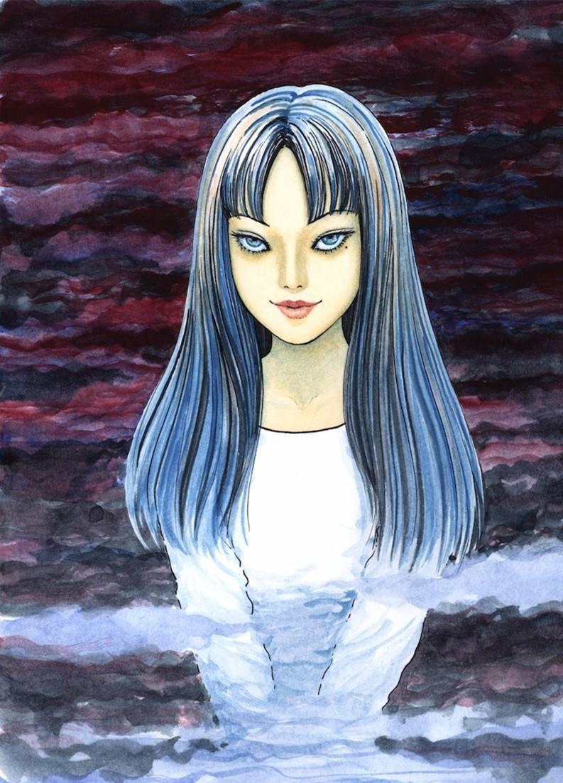 霸主的冷酷宝贝 伊藤润二漫画《富江》将拍美剧,《隔山有眼》导演任监制