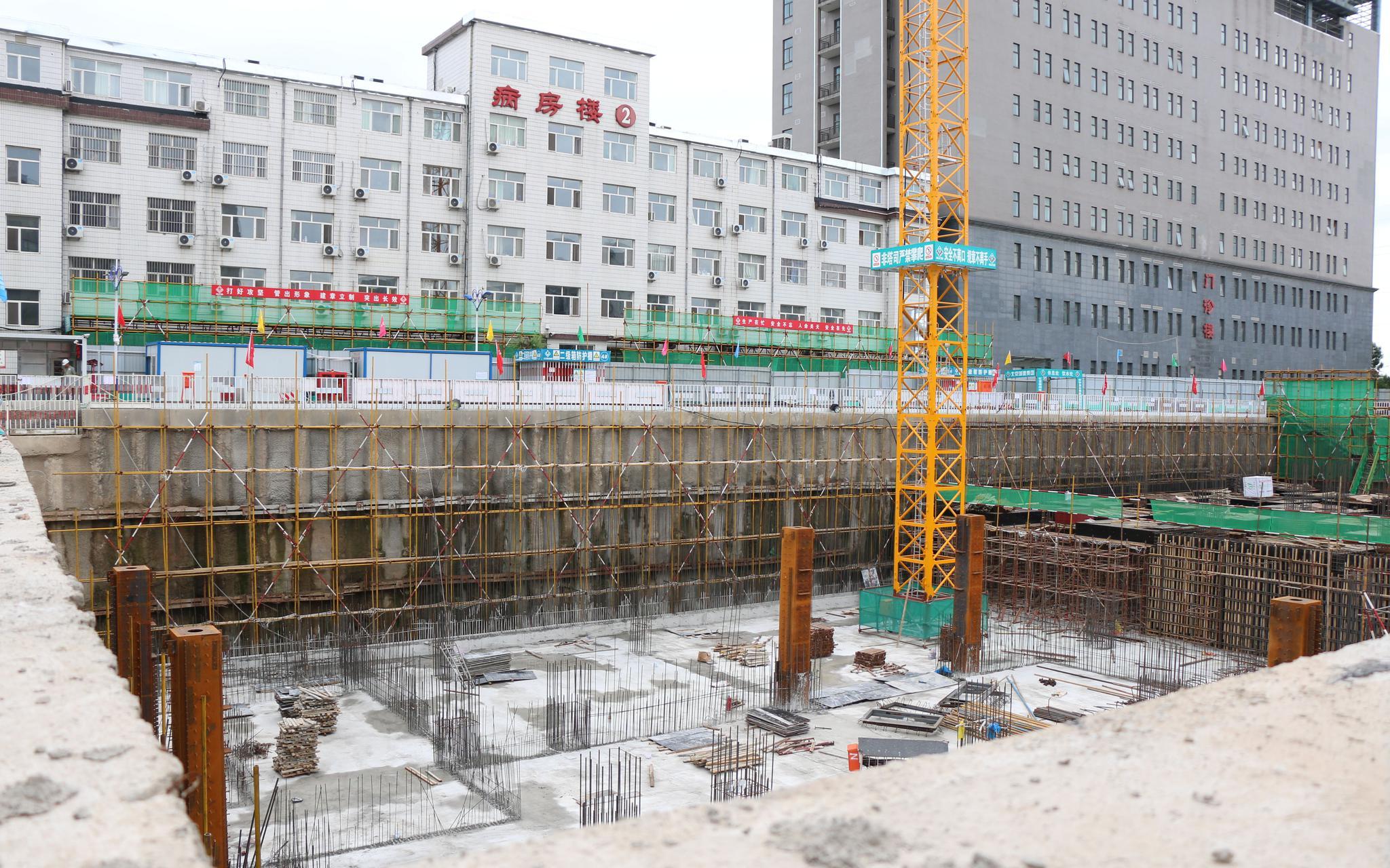 海航鹏程网 昌平区中西医结合医院住院楼明年完工 产科床位将翻倍