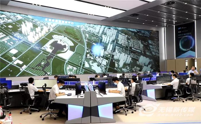 """无锡构建全域性防护体系,为城市网络安全筑起""""防护网"""""""