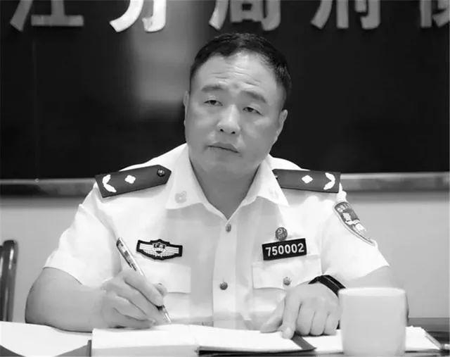 广西梧州市副市长、公安局局长匡伯彪 因积劳成疾医治无效逝世