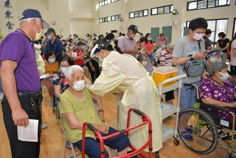 台湾12人接种阿斯利康疫苗后猝死 台医师:真的被吓到