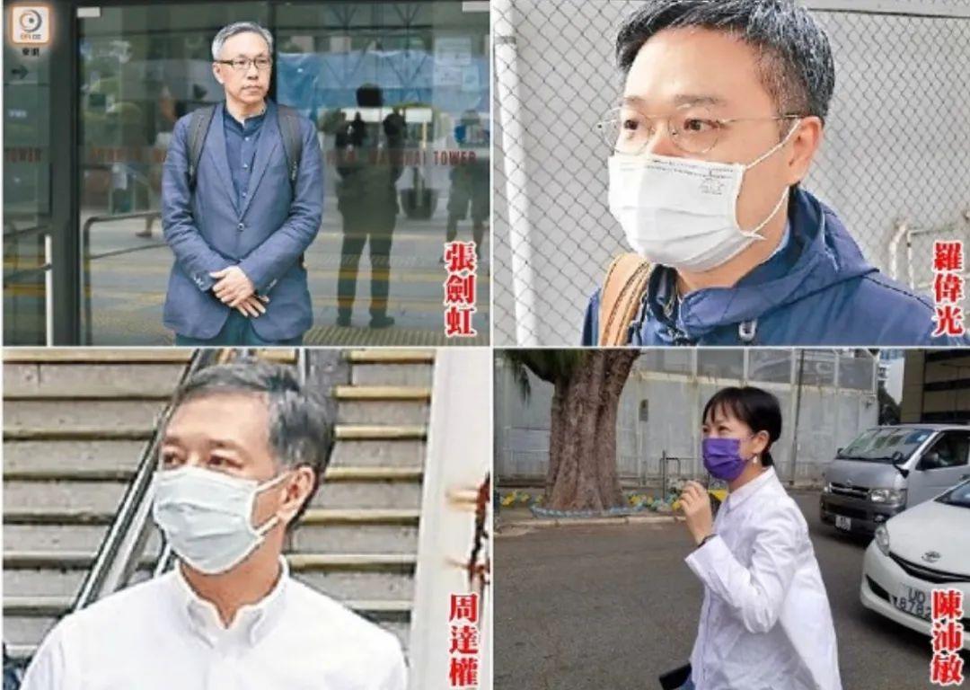 今晨,《苹果日报》总编辑等5人被捕!