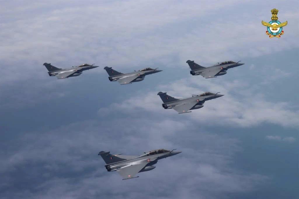 印度想用机海战术压倒中国?这次出来打脸的不是我们