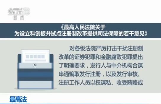 """苑冉后援会 最高法:出台司法文件为科创板改革""""护航"""""""