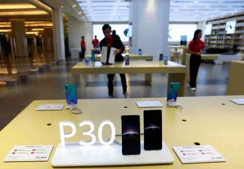 cfqt抽奖日本运营商宣布将销售华为新款手机