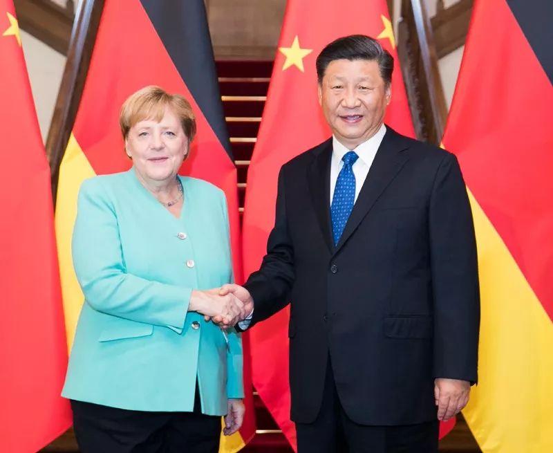 总裁的替身前妻19楼 德国总理默克尔第12次访华 传递的这条信息很重要