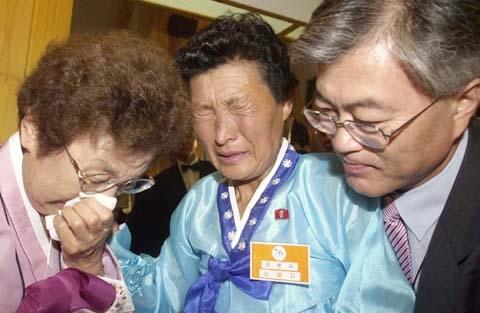 见不到朝鲜亲人了 韩国今年3100余名离散家属去世