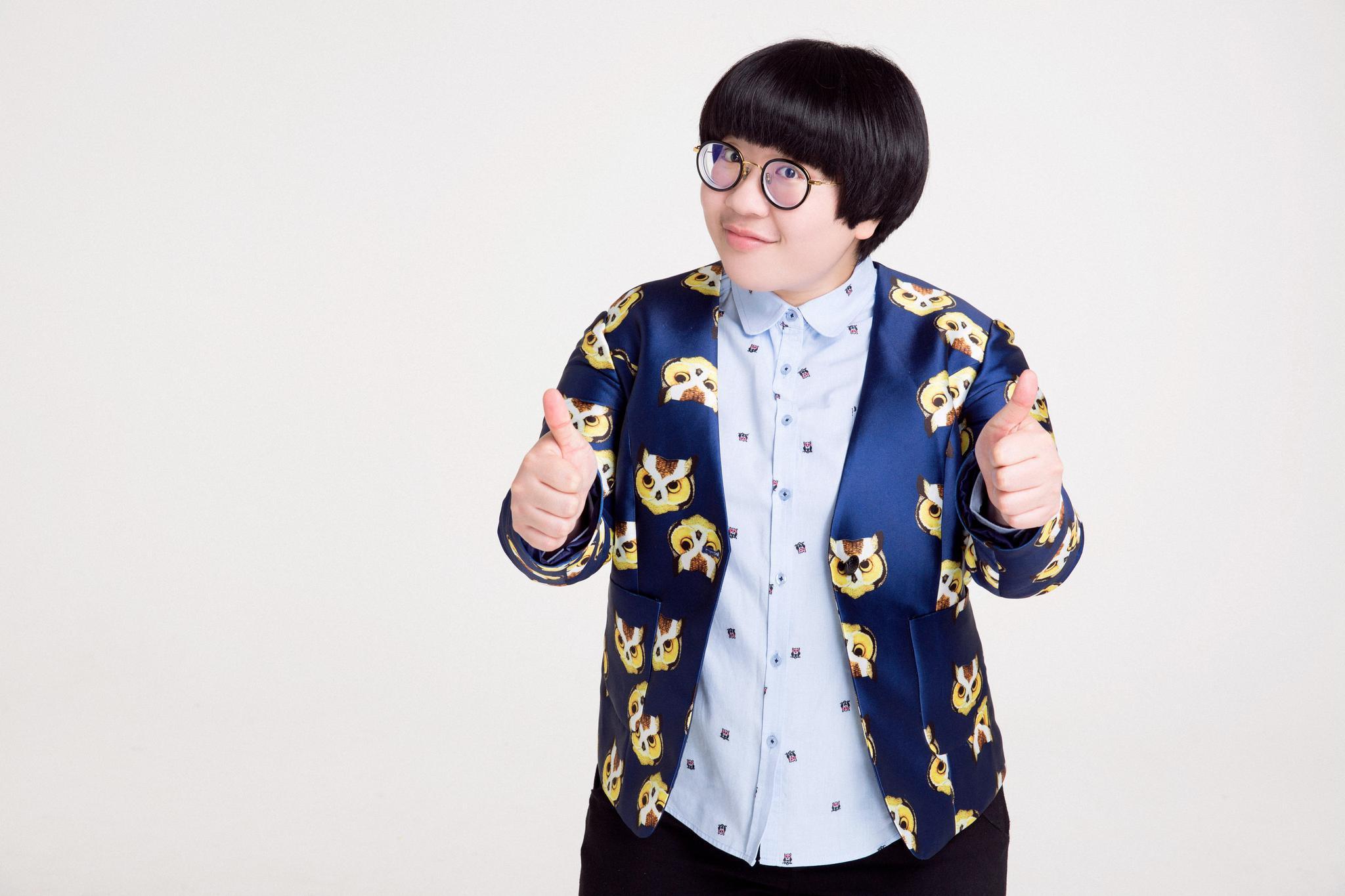韩国童装daowafushi 颜如晶:《奇葩说》里,我就是个好用的配角