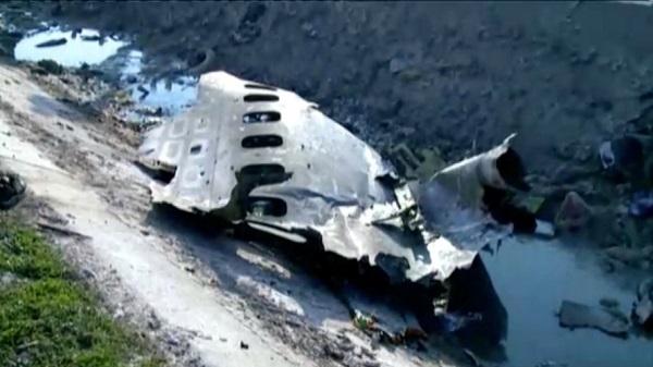 烏客機墜毀致同事痛失妻兒 加企CEO實名怒斥美國