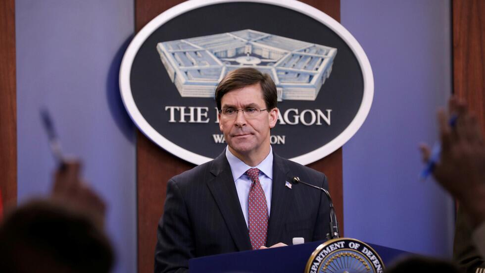 美防長:美國愿意與伊朗對話 且沒有先決條件