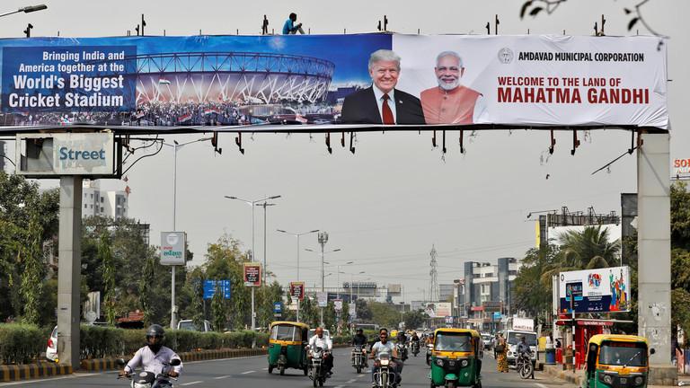美国民调:特朗普贸易政策遭近半数印度人反对