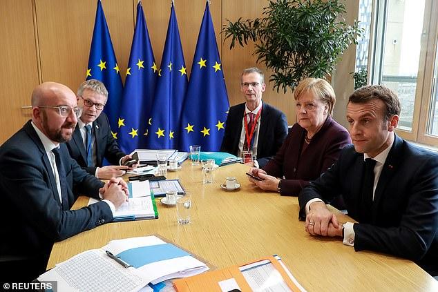 """英国脱欧留下预算""""黑洞"""" 欧盟成员国拒绝买单"""