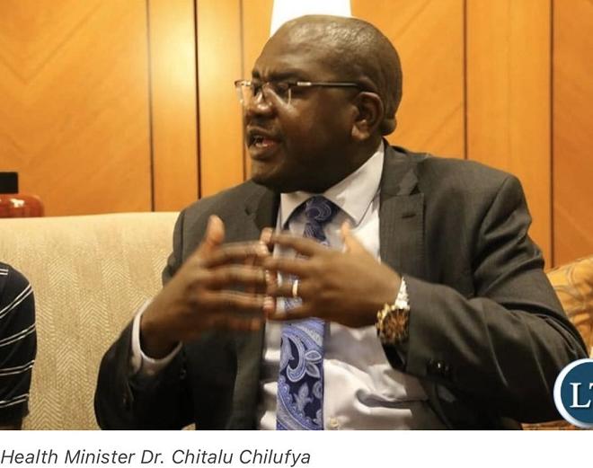 赞比亚卫生部长:政府将不会从中国撤离在华学生