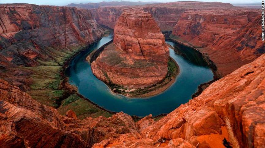 气候变化或令美这条河流干涸 数百万人将严重缺水