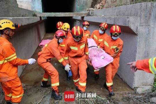 云南水电站疑似爆炸:泄洪洞内抬出3人 其中2人遇难