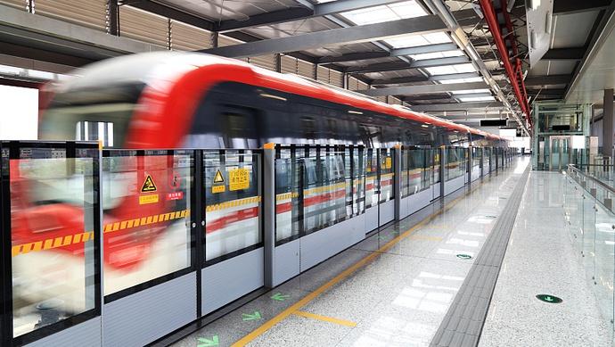 最新 | 上海今年新建这几条轨道交通线,另有这些线路将建成