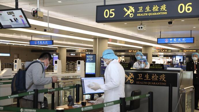 一年190万人次进境,疫情下,上海这样守国门