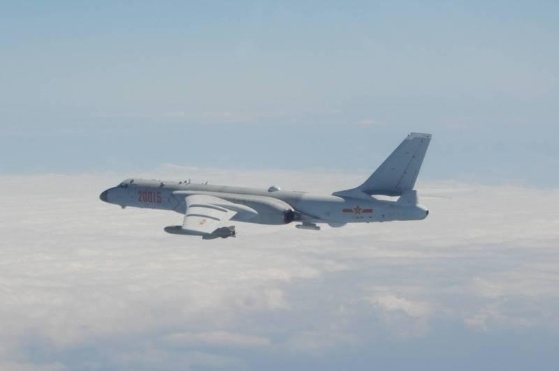绿媒炒作:解放军军机连续2天短时间密集飞进台西南空域 今早5次进入
