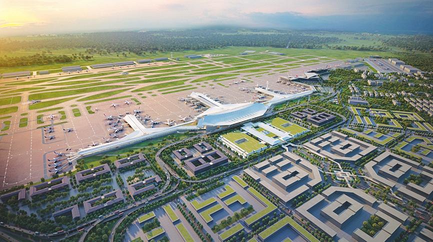 关于太原机场三期改扩建工程T3航站楼综合交通枢纽建设方案的公示
