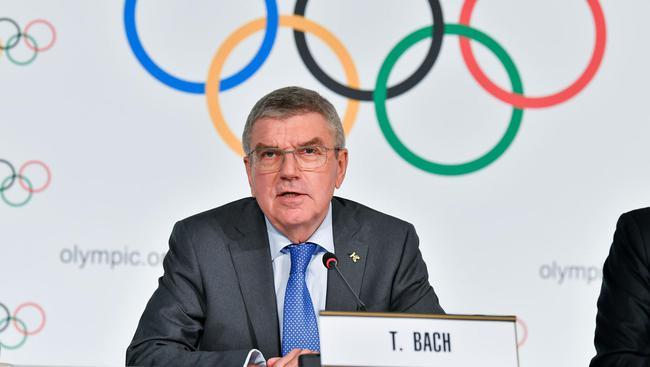 国际奥委会正式确认考虑奥运延期 否决取消可能性