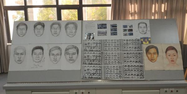 """广州头条网论坛_从警三十多年,张欣用手中的笔画出了正义""""最准确""""的模样"""