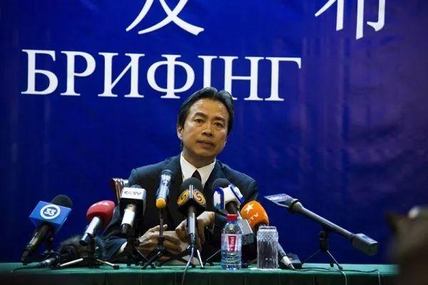 一怒倾天下 毫不留情 这个美国高官被中国大使点名批评9次