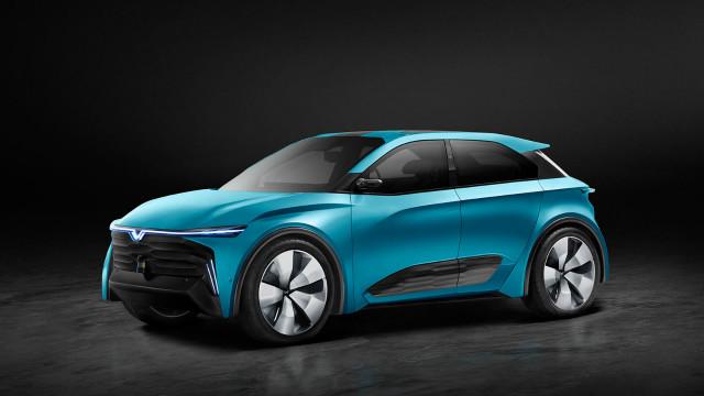 造车新势力合众要抢三四线新能源汽车市场