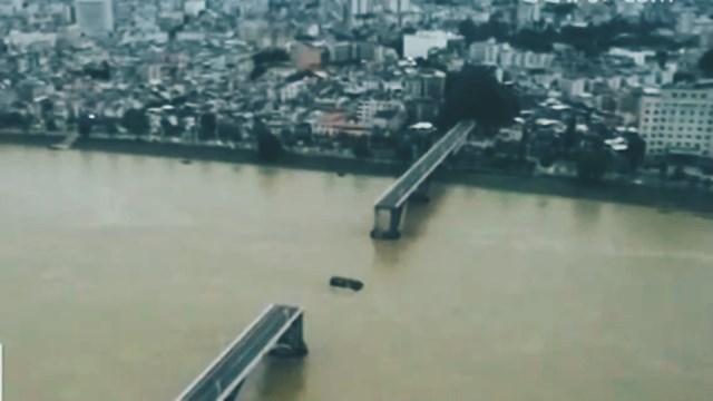 【新闻追踪】广东紫金桥垮塌事故
