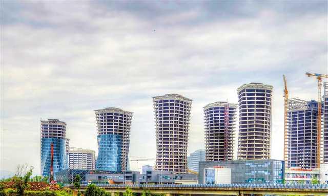 """吼住姐 重庆已有300多个项目实现""""智慧建造"""""""