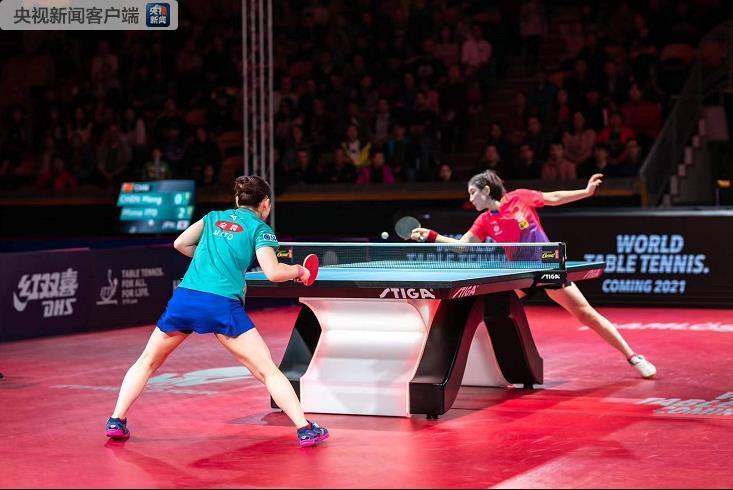 曼三亚克西酷鲁曼 中国乒乓球队包揽瑞典乒乓球公开赛全部五项冠军