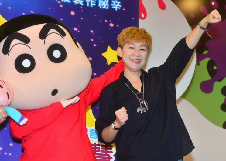 杀马特火箭哥 台媒:蜡笔小新配音演员蒋笃慧去世 终年49岁