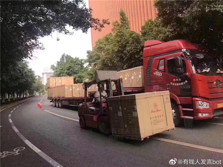 影踪突袭营军需官 任正非捐100台钢琴给重庆大学 校方:确有此事