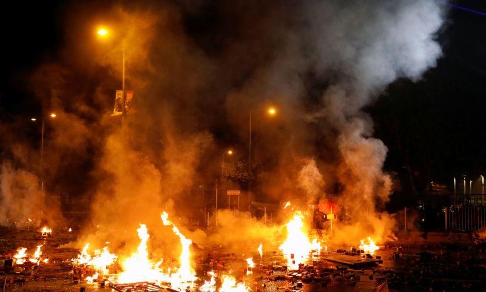 """香港警方突然换了打法 暴徒开始""""哀嚎遍野"""""""