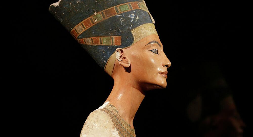 重大发现!古埃及美女王后纳芙蒂蒂之墓或已找到