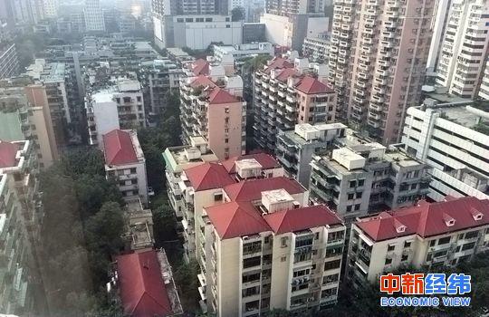 ▲北京住宅小区 资料图 中新经纬 摄